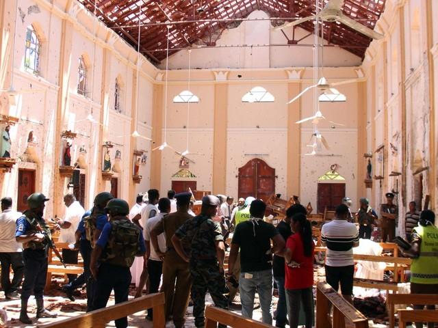 I kamikaze che colpirono chiese e hotel in Sri Lanka erano almeno in sette