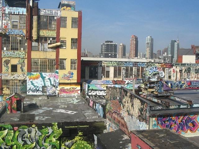 La battaglia di 5Pointz a Nyc. Vincono gli artisti: mega risarcimento per i graffiti cancellati