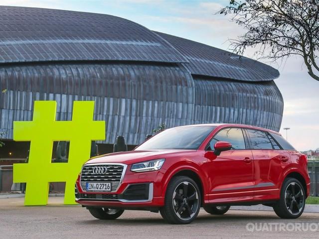 Audi Q2 - Dotazioni più ricche e un nuovo allestimento