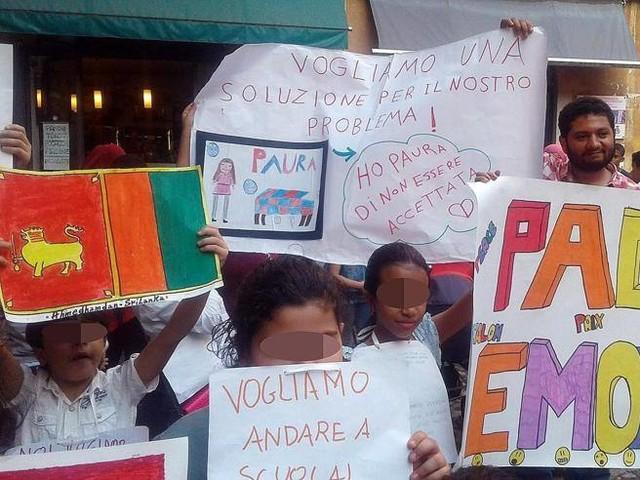 I bimbi stranieri esclusi dalla mensa, Salvini: «Ci fideremo della buona fede delle famiglie»