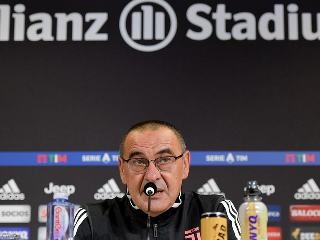 Sarri: 'Il derby è sempre speciale, spero ci aiuti a non subire cali mentali'