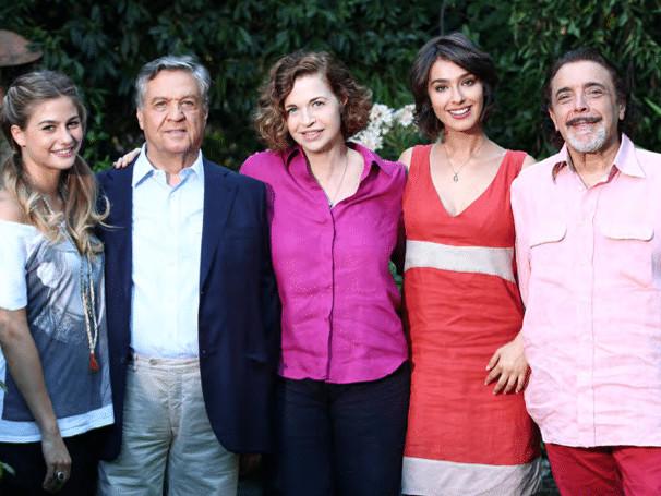Casa e bottega: il cast completo della miniserie con Renato Pozzetto e Nino Frassica