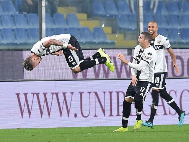 Sampdoria-Parma 0-1, le pagelle di CalcioWeb: muro Sepe, Quagliarella spreca [FOTO]