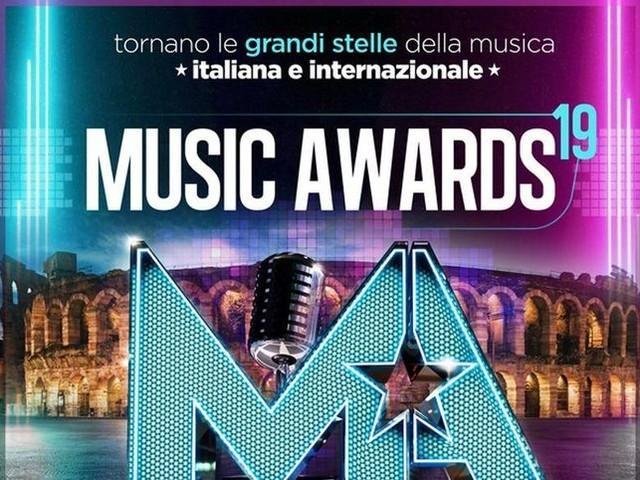 Music Awards 2019: 4 e 5 giugno, Arena di Verona – BIGLIETTI/PREVENDITE