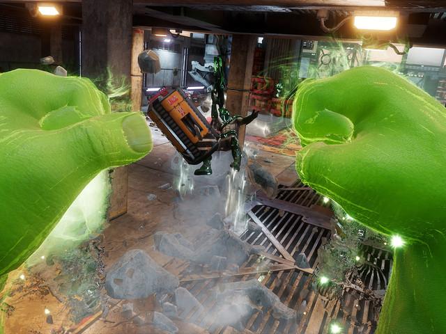 MARVEL Powers United VR vi permette di calarvi nei panni degli eroi Marvel grazie alla realtà virtuale