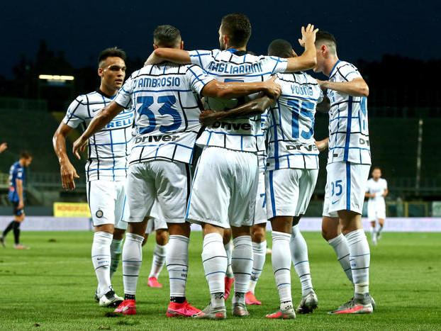 L'Inter ferma l'Atalanta e si assicura il secondo posto