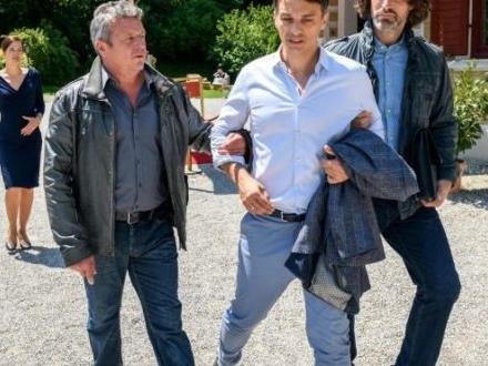 Tempesta d'amore, anticipazioni tedesche: Robert si auto-accusa del tentato omicidio di Christoph!