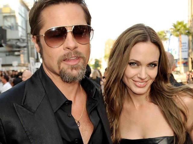 Brad Pitt e Angelina Jolie fanno crescere i figli con un'app