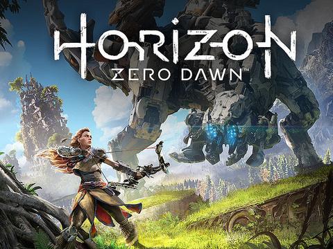 Horizon Zero Dawn eletto GOTY tecnologico del 2017