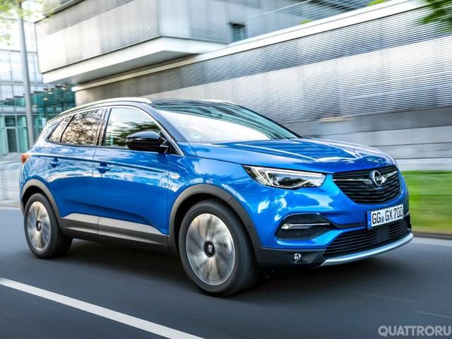 Opel Grandland X - In Italia con prezzi di listino da 26.000 euro