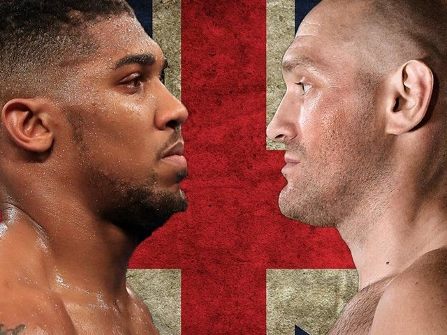Joshua vs Fury forse a giugno, possibili sfide Usyk-Joyce e Wilder-Martin