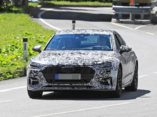 Audi A7 - La seconda generazione in veste quasi definitiva