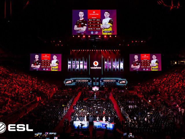Vodafone ed ESL annunciano il programma degli eventi per la Milan Games Week 2019