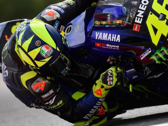 """Valentino Rossi: """"Primo giorno positivo, vi spiego perché ho rotto il motore"""""""