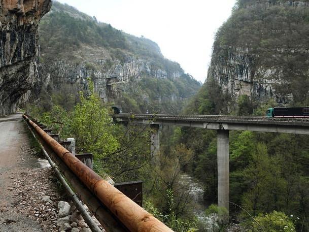 Trento-Valsugana, oggi la consegna dei lavori per il consolidamento del viadotto dei Crozi Ecco il piano per ridurre i disagi al traffico