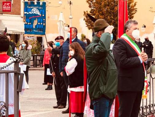 Bozzolo, la Festa delle Forze Armate e i tempi che corrono: riflessioni tra Grande Storia e Covid