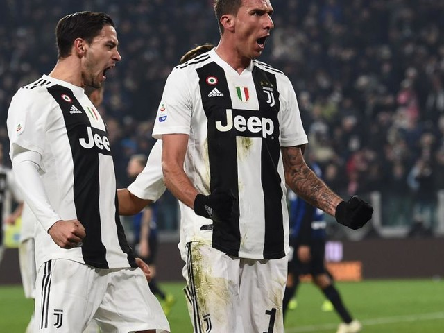 Inter, ci sarebbe l'idea Mandzukic per l'attacco