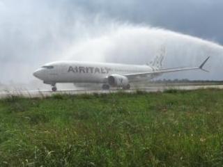 Air Italy inaugura il primo volo Lamezia - Milano Nuovi collegamenti per l'aeroporto calabrese
