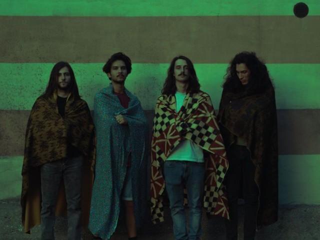 Garage, stoner e psichedelia: Bonus, l'ultimo singolo dei Fry Days