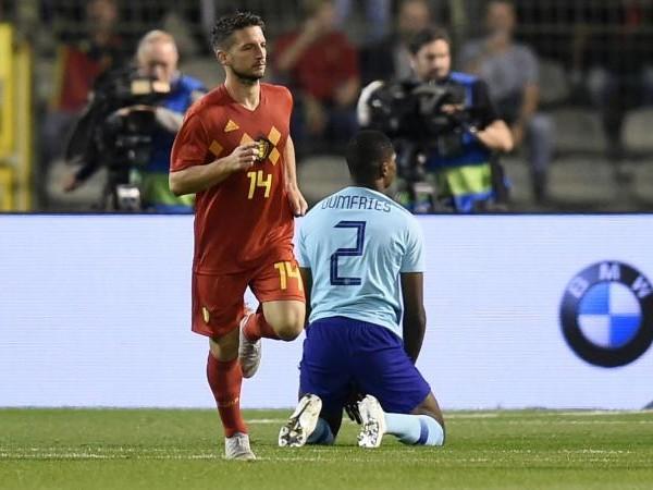 Belgio-Islanda, le formazioni ufficiali: Mertens e i due Hazard titolari