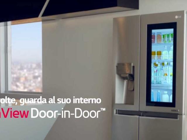 LG Toc Toc, la commovente pubblicità dei frigoriferi InstaView LG