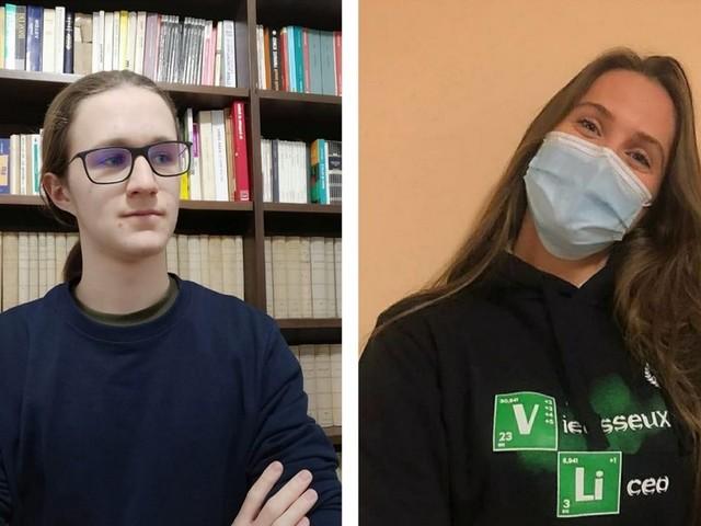 """Scuola, il punto con i rappresentanti d'istituto imperiesi, Yannick e Alessandra: """"Rientro al più presto, ma in sicurezza"""""""