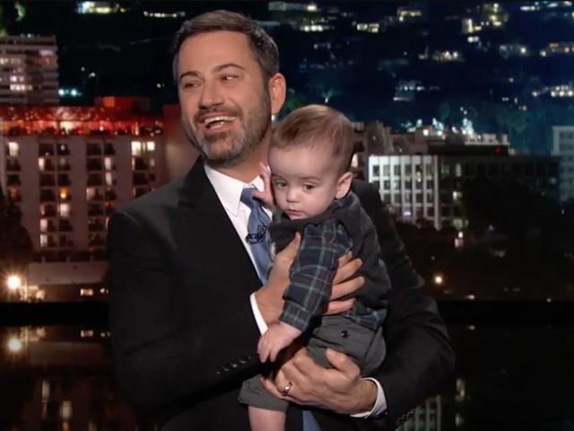 Jimmy Kimmel: «Il cuore delicato di mio figlio»