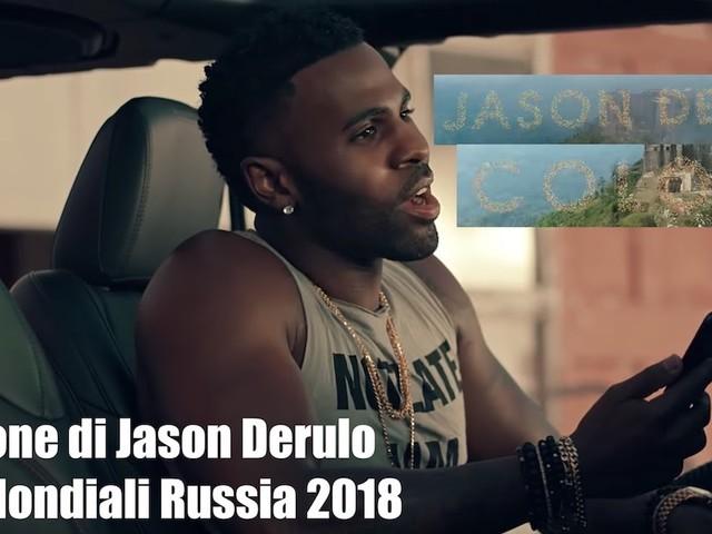 Canzone Jason Derulo Mondiali 2018 con Maluma: Colors
