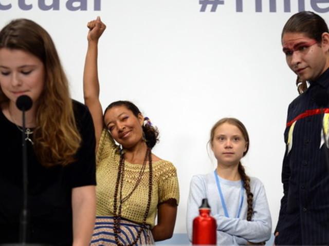 """Cop25, Greta Thunberg: """"Le emergenze climatiche hanno già effetto su di noi"""""""