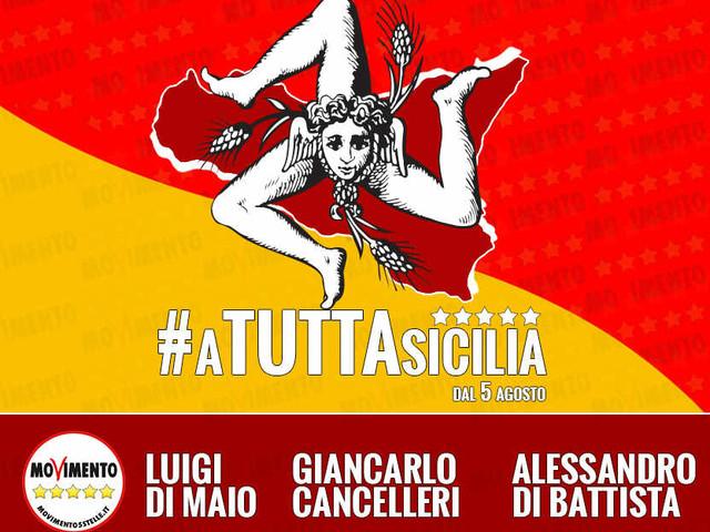 #aTuttaSicilia Tour: dal 5 al 31 agosto