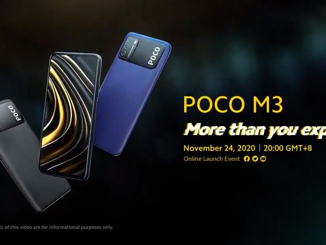 Adesso ufficiale il Poco M3: grande offerta ad un piccolo prezzo