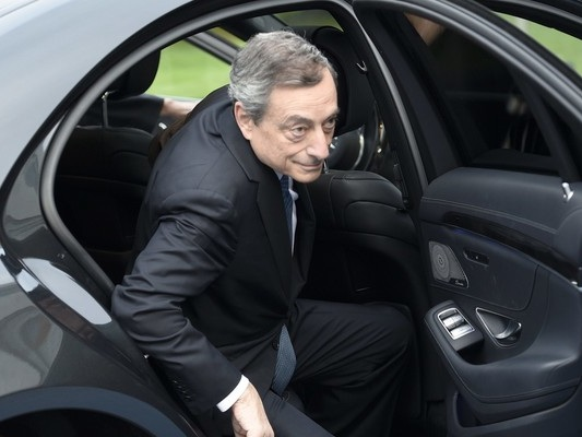 L'ultimo discorso di Mario Draghi all'Europarlamento non è stato ottimista