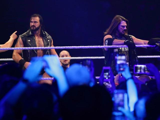 WrestleMania 36 Delivers; Drew McIntyre Captures WWE Championship