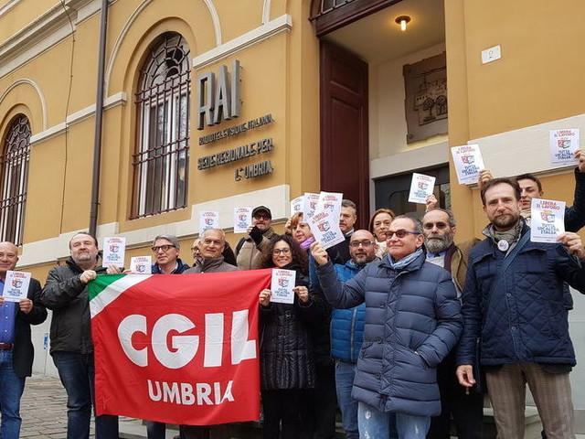 Elezioni regionali, cosa chiede la Cgil Umbria ai partiti