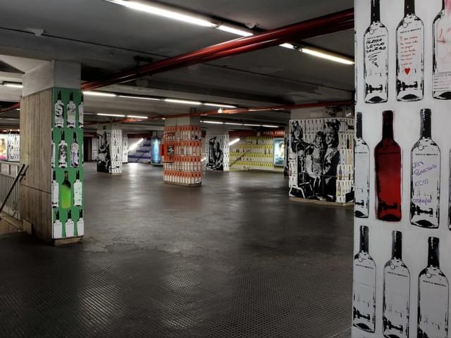 Vuoti di memoria a Porta Furba: la stazione della metro diventa uno scrigno di ricordi