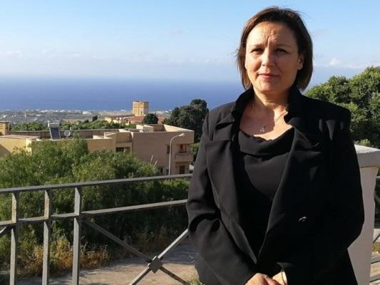"""""""L'antimafia va esportata in Europa"""", dice Piera Aiello, tra le 100 donne più influenti del mondo"""