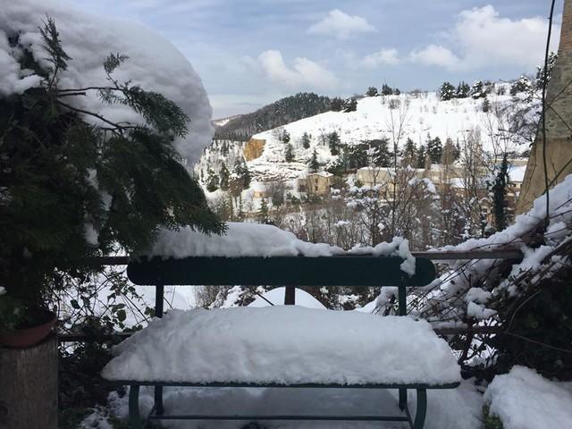 Febbraio rispetta la tradizione! Ancora maltempo e neve in montagna!