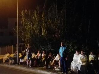 Terremoto Ischia: crolli a Casamicciola. Una vittima accertata. Feriti e dispersi