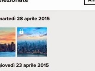 Flickr: l'app si aggiorna alla vers 4.12.7