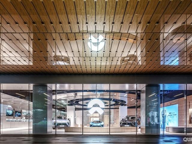 Nio - Salta il finanziamento per una nuova fabbrica