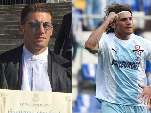 Stendardo, l'ex Lazio che ora fa l'avvocato: «Il 60% dei calciatori a rischio povertà dopo il ritiro»