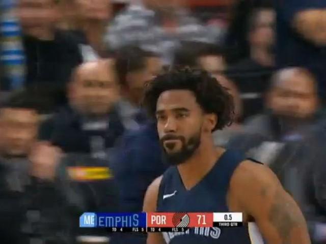 NBA Highlights: Portland T. Blazers-Memphis Grizzlies 97-98