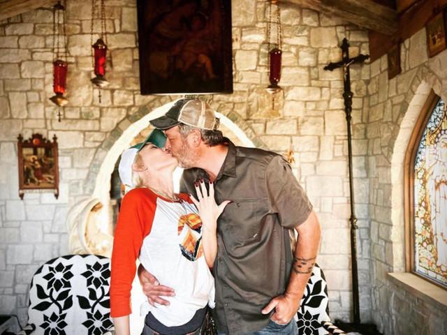 Gwen Stefani e Blake Shelton si sposano: ecco l'anello