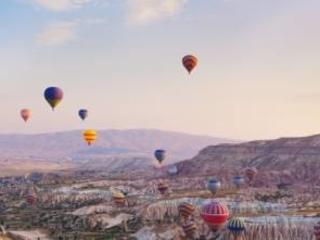 Istanbul e tour Turchia con Efeso,Pamukkale e la Cappadocia