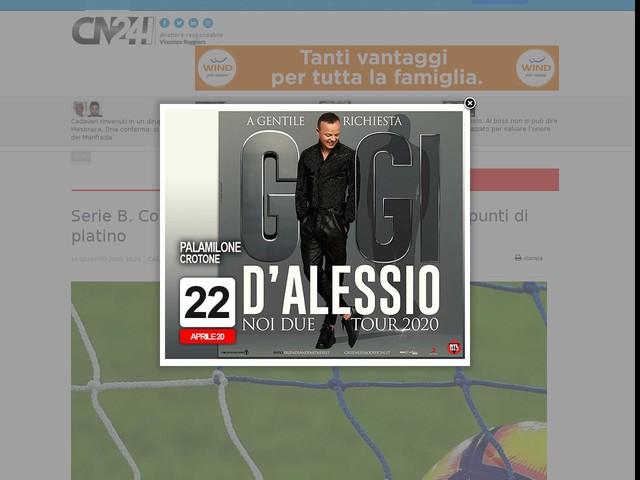 Serie B. Cosenza-Crotone, il derby mette in palio punti di platino