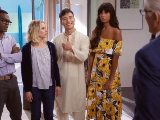 Serie tv su Infinity a novembre, ecco i graditi ritorni di The Good Place e The Sinner
