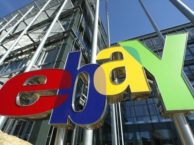eBay paga l'outlook deludente