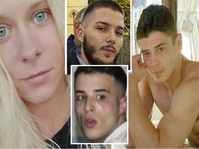 Nuovi arresti per l'omicidio Luca Sacchi: in caserma anche la fidanzata Anastasya