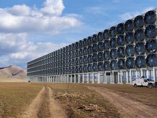 Rimuovere CO2 dall'atmosfera può aiutare a combattere il cambiamento climatico, con un'enorme spinta in innovazione