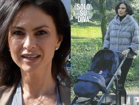 """Ramona Badescu è diventata mamma a 51 anni: """"Sono rimasta incinta in modo naturale"""""""